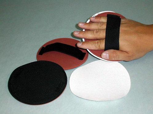 Velcro backed sanding pad D 150 mm
