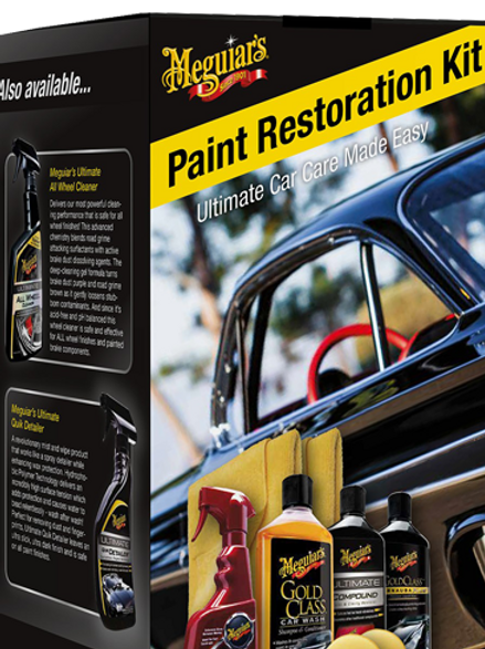 G3301 Brilliant Solutions Paint Restoration Kit