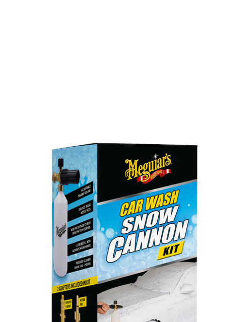 G192000 Car Wash Snow Cannon Kit
