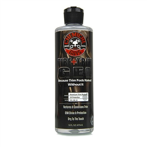 TIRE AND TRIM GEL FOR PLASTIC AND RUBBER
