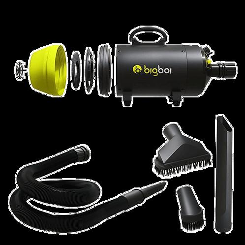 Bigboi  Vacuum kit Mini & Mini Plus