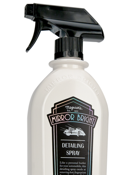 #MB0322 Mirror Bright Detailing Spray