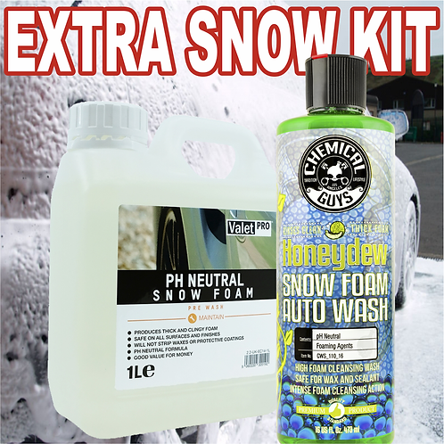 ESK Honeydew  Pack EXTRA SNOW Ph neutral + CG Honeydew