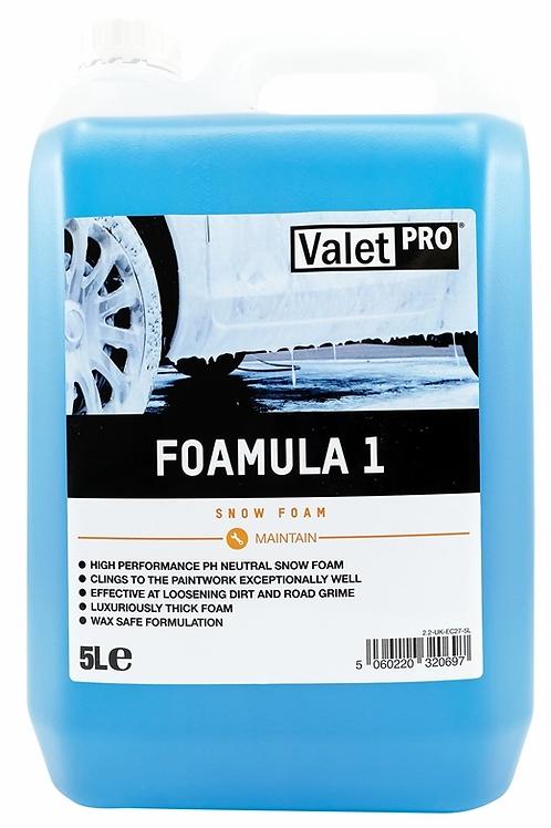 FOAMULA 1 5L ValetPRO EC27-5L