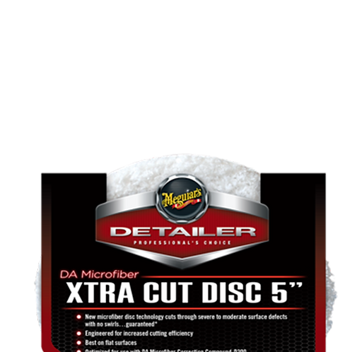 "#DMX5 DA Microfibre Xtra Cut Disc 5"""