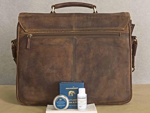Kit d'entretien pour sacs à main et valises ou volant