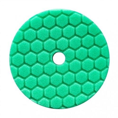 HEX-LOGIC QUANTUM HEAVY POLISHING PAD, GREEN (5.5 INCH)