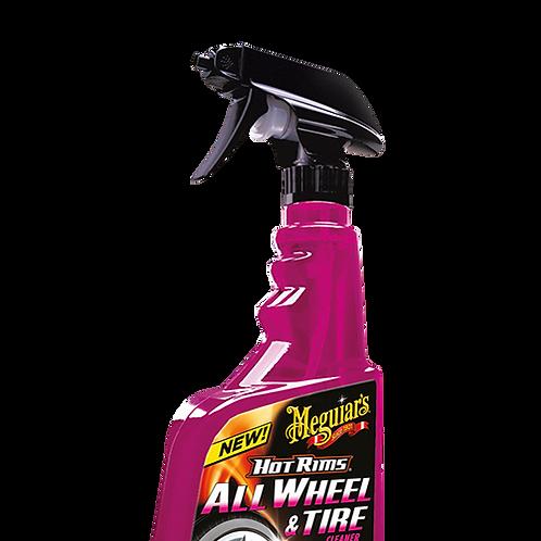 #G9524 Hot Rims All Wheel Cleaner & Tire Cleaner