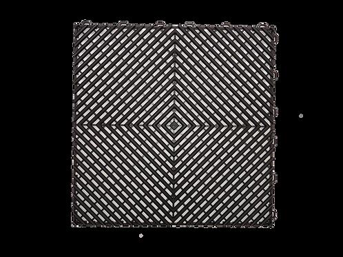 Dalle de sol PP noir izifloor ral 9005