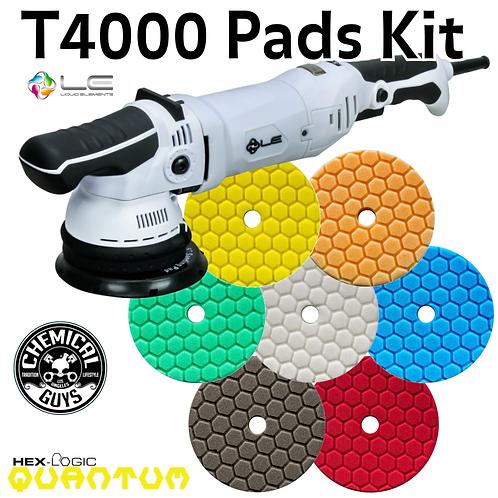 T4000 Hex-Logics Pads