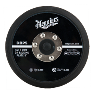 #DBP5 Dual Action Backing Plate 5""