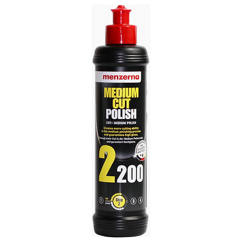 MENZERNA Medium Cut Polish 2200 250ml