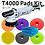 Thumbnail: T4000 Pads Kit Liquid Elements 2