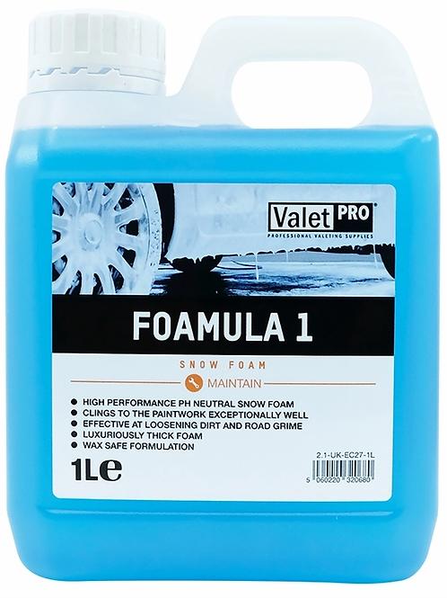 FOAMULA 1 1L ValetPRO EC27-1L