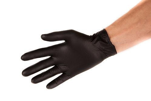 Black Mamba Gant Nitrile Noir