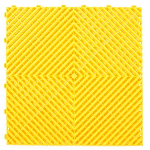 Dalle de sol PP Jaune izifloor ral1018