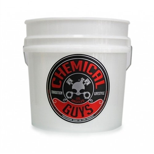 4,5 Gallon Bucket with Printed CG logo + grille cyclone