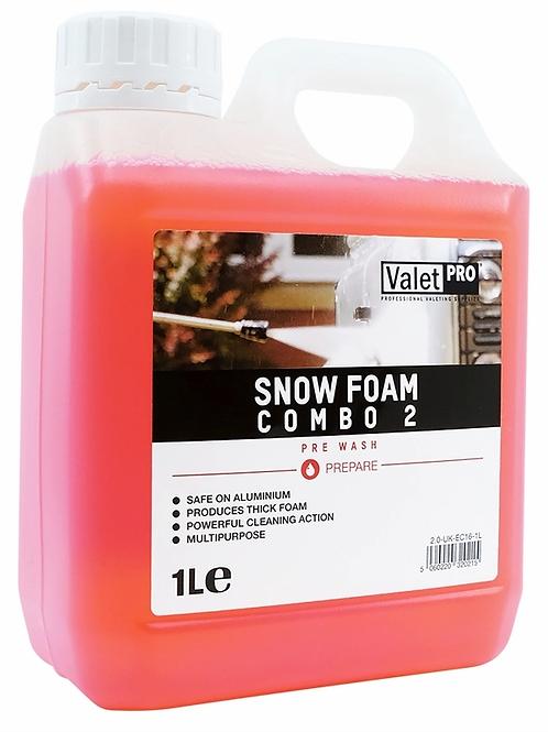Snow Foam Combo2  1L ValetPRO EC16-1L