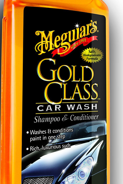 #G7116 Gold Class Car Wash Shampoo & Conditioner