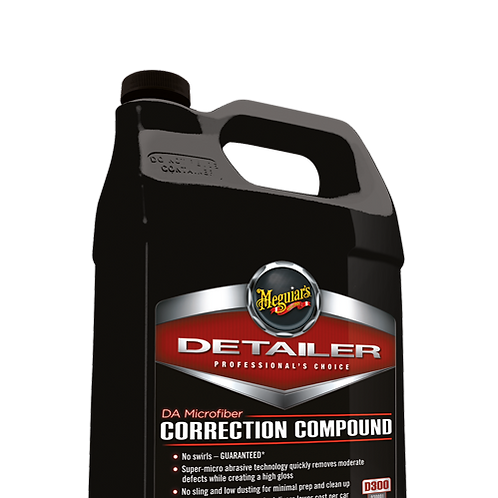 #D30001 DA Microfibre Correction Compound