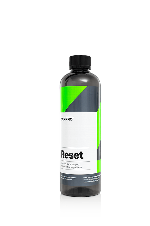Reset 500ml Intensive Car Shampoo