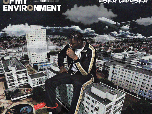 ABRA CADABRA - PRODUCT OF MY ENVIRONMENT (MIXTAPE REVIEW)