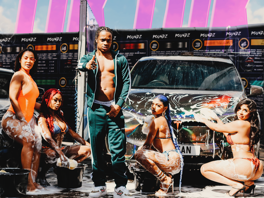 Poundz has dropped the video for new track Tik Tok