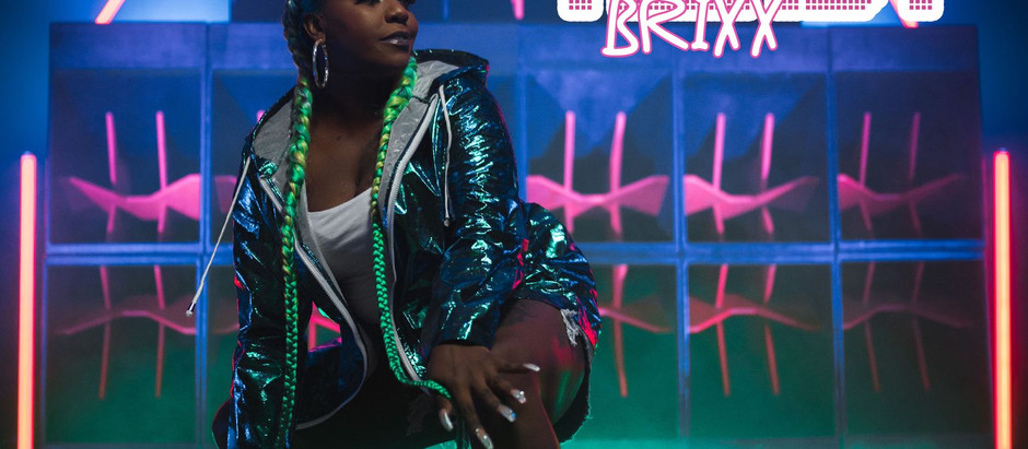"""Brixx drops """"Ready"""" on GRM Daily with Toddla T"""