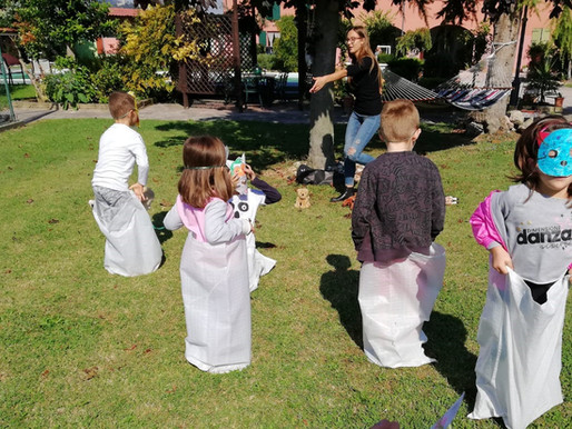I Bambini e l'Inglese: parola d'ordine CREATIVITY!