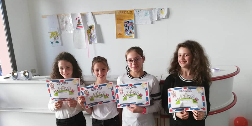 Well done, girls!