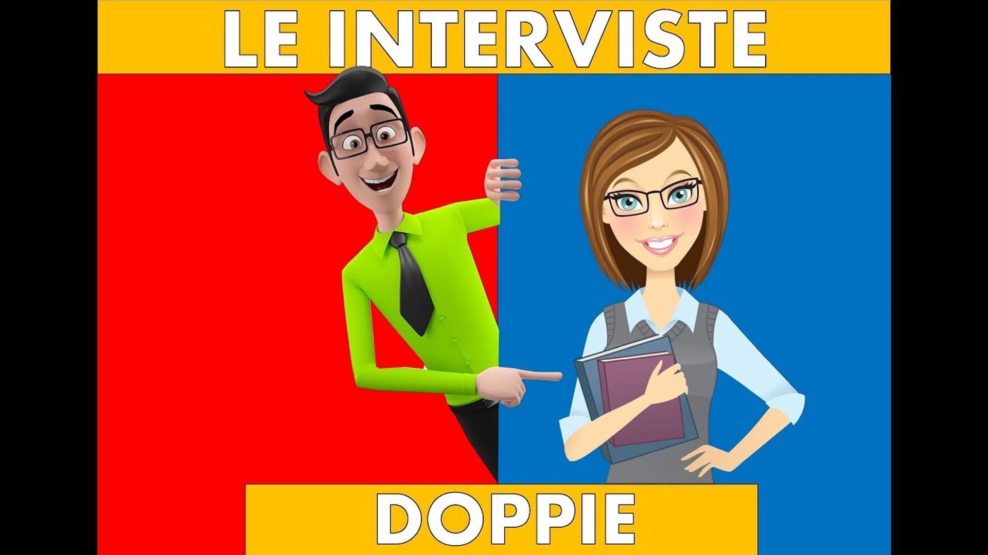 Le Interviste Doppie