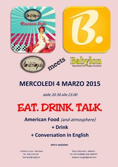 English and Food