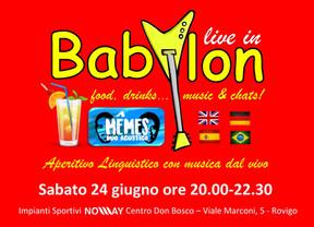 Live in Babylon