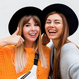friendship-happiness-people-concept-two-