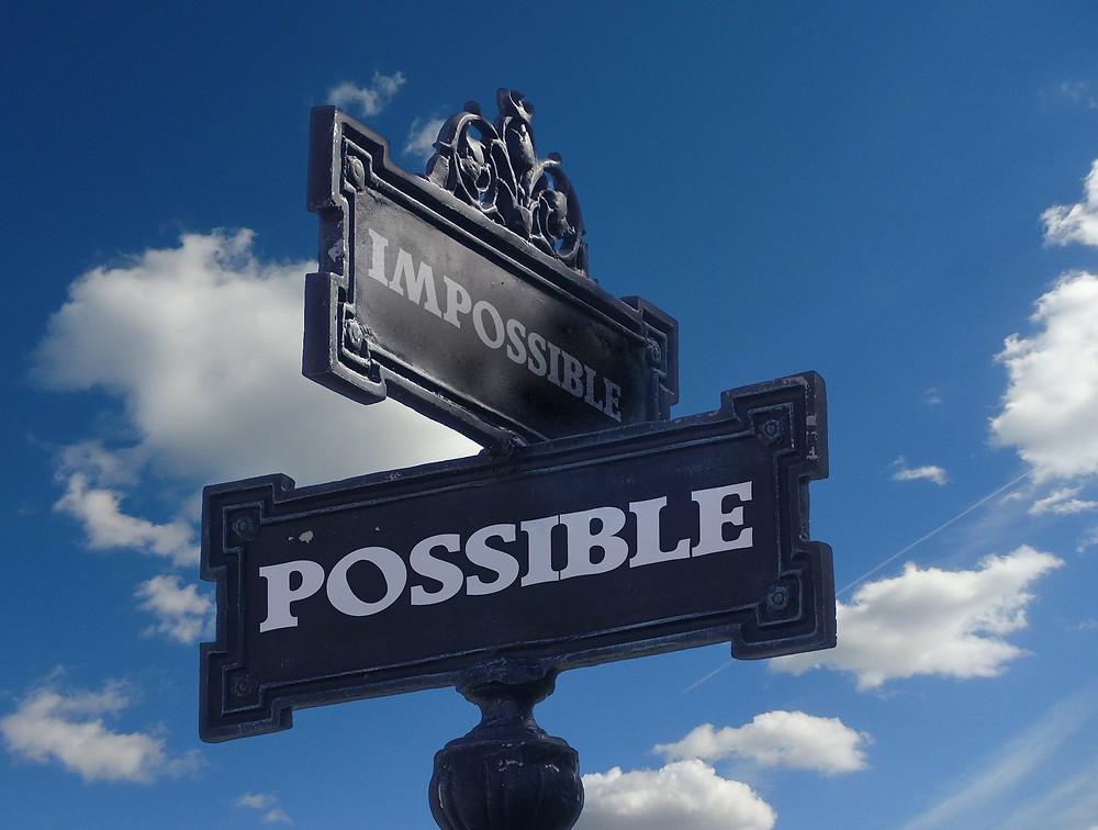 ¿Posible o imposible?