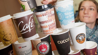 Frankfurt diskutiert über Pfand für Kaffeebecher