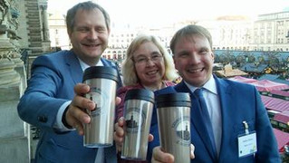 Hamburg will ein Pfandsystem für Kaffeebecher