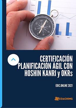 Certificación HOSHIN KANRI y OKRs_ESCOAC