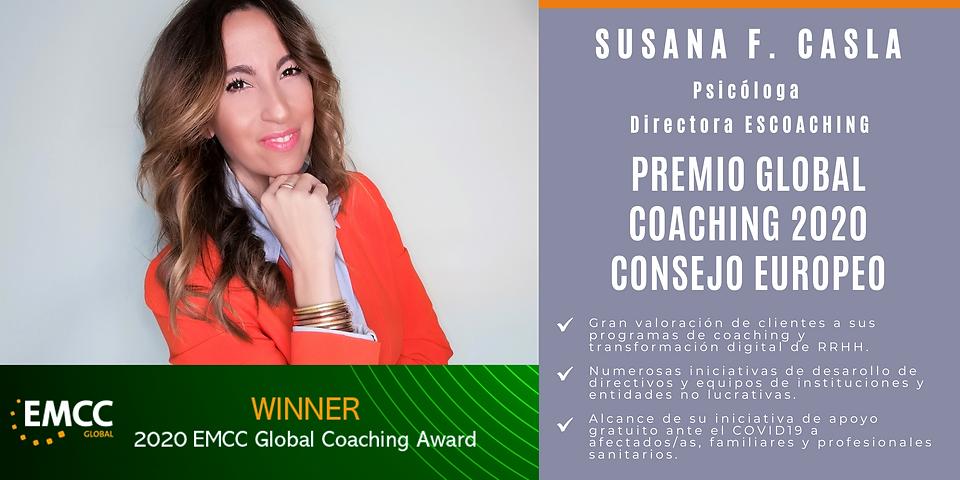 Premio Global Coaching 2020_Susana F. Ca