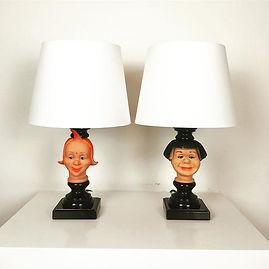 #maxundmoritz #uniquedesign #tablelamp #