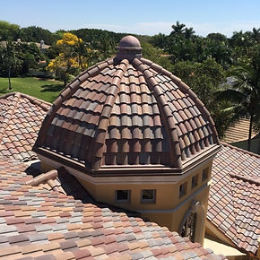 Tile Dome