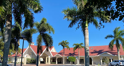 Tile Roof at Grace Lutheran Church Naples