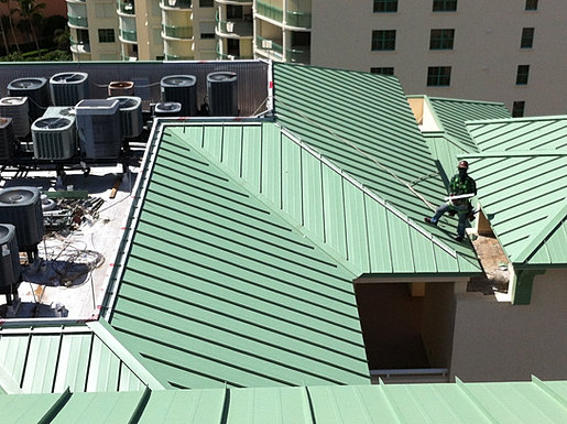 Metal Roofing Naples The Roofing Brothers Of Naples Corp