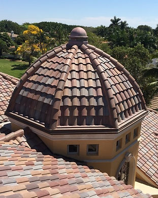 tile roof in naples fl