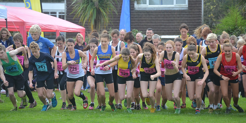 Wessex X Country Canford Heath
