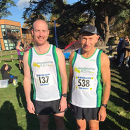 The men before they got muddy
