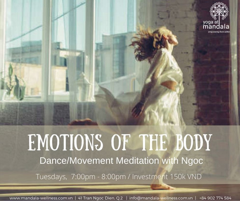 Emotions of the Body