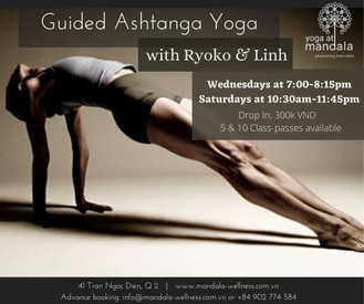 Guided Ashtanga