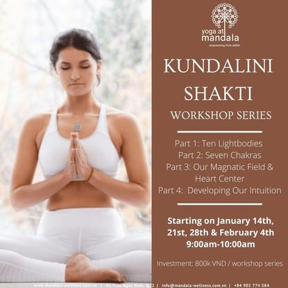 Kundalini Shakti Workshop
