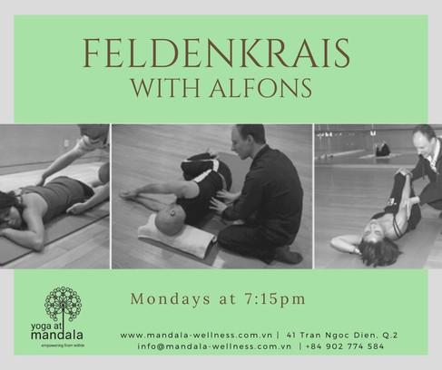 Feldenkrais with Alfons